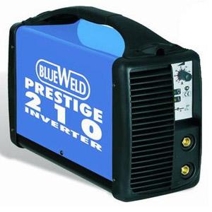 Сварочный инвертор Prestige 168 MPGE + компл. в кейсе.  Инвертор BlueWeld PRESTIGE 168/1 GE постоянного...